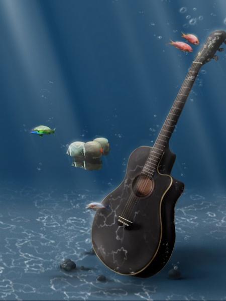 Klicken Sie auf die Grafik für eine größere Ansicht  Name:Sea_Guitar.jpg Hits:306 Größe:67,3 KB ID:16362
