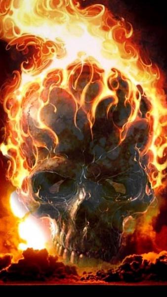 Klicken Sie auf die Grafik für eine größere Ansicht  Name:Fire Skull.jpg Hits:418 Größe:85,6 KB ID:18921