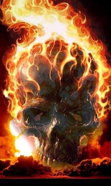Klicken Sie auf die Grafik für eine größere Ansicht  Name:Fire Skull.jpg Hits:4336 Größe:122,5 KB ID:19074