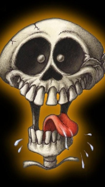 Klicken Sie auf die Grafik für eine größere Ansicht  Name:Crazy Skull.jpg Hits:874 Größe:70,6 KB ID:19146