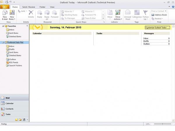 Klicken Sie auf die Grafik für eine größere Ansicht  Name:Outlook 2010 2.JPG Hits:211 Größe:62,1 KB ID:35670