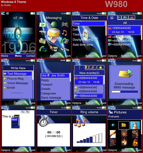 Klicken Sie auf die Grafik für eine größere Ansicht  Name:Windows 8 Theme Preview.jpg Hits:579 Größe:388,8 KB ID:38157