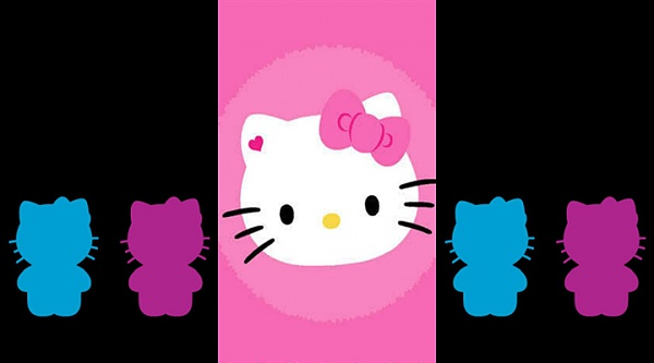 devil hello kitty wallpaper - photo #9