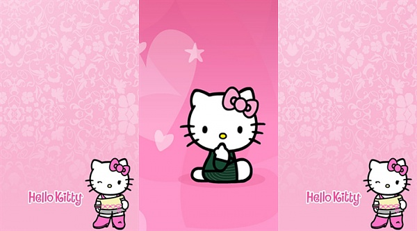 devil hello kitty wallpaper - photo #22