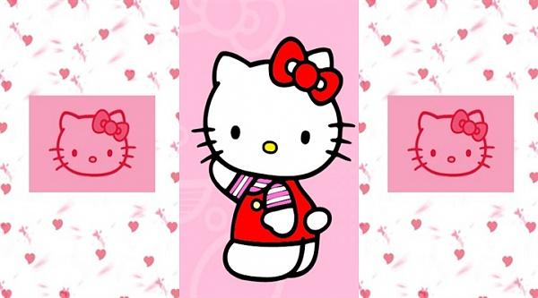 Klicken Sie auf die Grafik für eine größere Ansicht  Name:Hello Kitty  3in1 Wallpaper (3).jpg Hits:1015 Größe:145,1 KB ID:40091