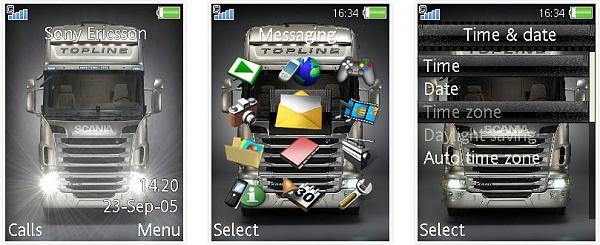 Klicken Sie auf die Grafik für eine größere Ansicht  Name:Scania LKW Theme Preview.jpg Hits:255 Größe:101,1 KB ID:46168