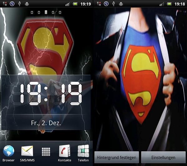 Klicken Sie auf die Grafik für eine größere Ansicht  Name:Superman Live Wallpaper Preview.jpg Hits:213 Größe:442,2 KB ID:47576