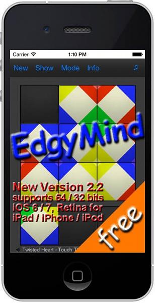 Klicken Sie auf die Grafik für eine größere Ansicht  Name:EdgyMindPhoneLogoWV22.jpg Hits:145 Größe:139,5 KB ID:50611