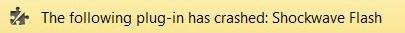 Klicken Sie auf die Grafik für eine größere Ansicht  Name:Shockwave-Flash-has-been-crashed.jpg Hits:2370 Größe:15,0 KB ID:50705