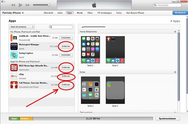 Klicken Sie auf die Grafik für eine größere Ansicht  Name:itunes-apps-entfernen.jpg Hits:491 Größe:176,5 KB ID:50763