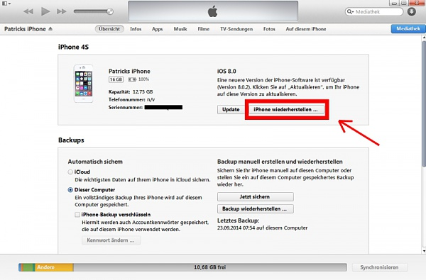 Klicken Sie auf die Grafik für eine größere Ansicht  Name:iphone-reset-werkseinstellungen-1.jpg Hits:779 Größe:168,4 KB ID:51016