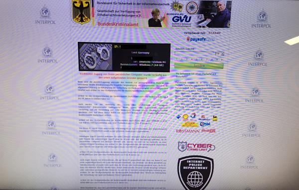 Klicken Sie auf die Grafik für eine größere Ansicht  Name:interpol-bundeskriminalamt-virus-malware.JPG Hits:1337 Größe:282,7 KB ID:51073