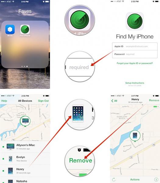 Klicken Sie auf die Grafik für eine größere Ansicht  Name:find_iphone_remote_wipe_app.jpg Hits:314 Größe:131,4 KB ID:51499