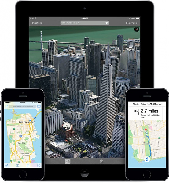 Klicken Sie auf die Grafik für eine größere Ansicht  Name:apple-maps-ios7.jpg Hits:146 Größe:125,8 KB ID:51502