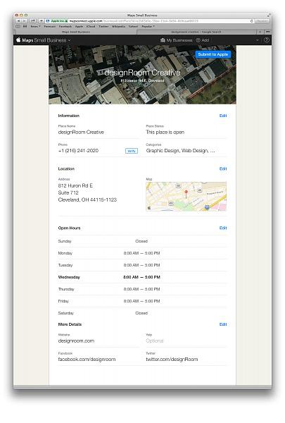 Klicken Sie auf die Grafik für eine größere Ansicht  Name:apple-maps-connect-for-small-businesses.jpg Hits:111 Größe:258,8 KB ID:51512