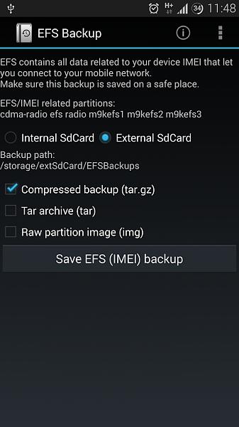 Klicken Sie auf die Grafik für eine größere Ansicht  Name:efs-partition-backup-erstellen-samsung-android.png Hits:103 Größe:156,3 KB ID:51654