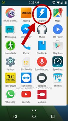 Klicken Sie auf die Grafik für eine größere Ansicht  Name:KingRoot-app-installed-open.png Hits:3203 Größe:92,9 KB ID:51657