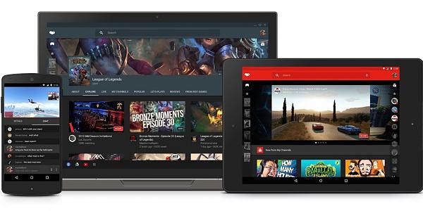 Klicken Sie auf die Grafik für eine größere Ansicht  Name:youtube-gaming-play-store.jpg Hits:56 Größe:133,8 KB ID:51950