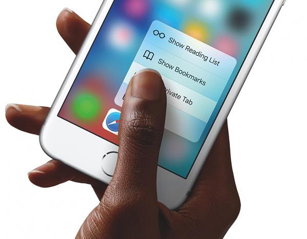 Klicken Sie auf die Grafik für eine größere Ansicht  Name:iPhone-6s-3D-Touch-in-hand-006.jpg Hits:558 Größe:132,7 KB ID:52174