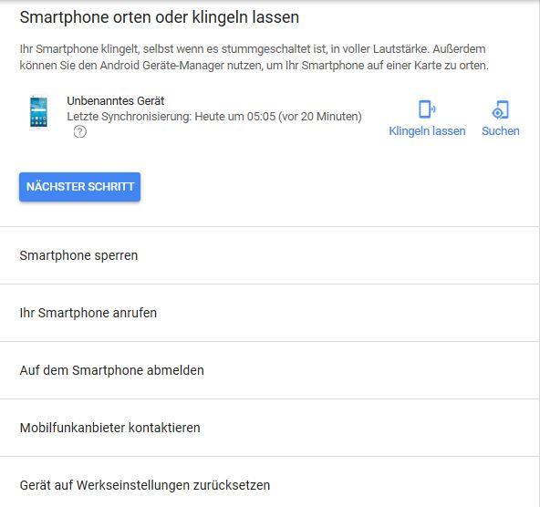 Smartphone suchen1 im Google-Konto.JPG