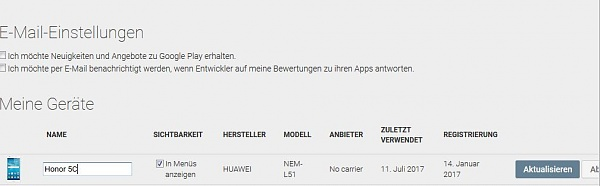 Klicken Sie auf die Grafik für eine größere Ansicht  Name:Einstellungen2 im Google-Playstore.JPG Hits:17 Größe:36,0 KB ID:52866