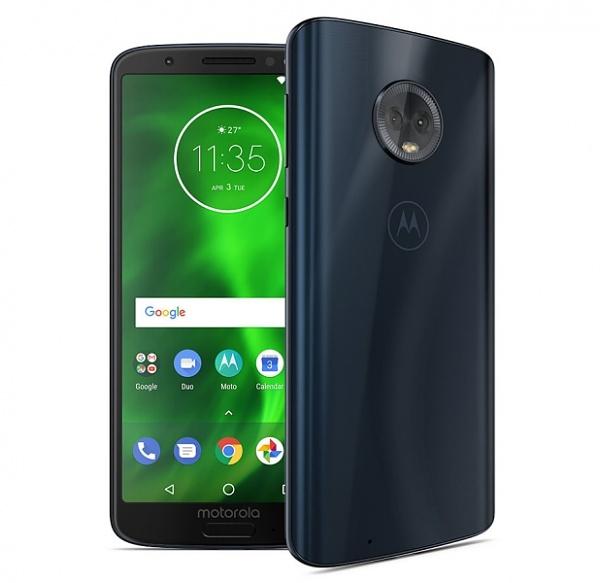 Klicken Sie auf die Grafik für eine größere Ansicht  Name:Motorola Moto G6, G6 Plus, moto G6 Play.jpg Hits:8 Größe:109,7 KB ID:53107