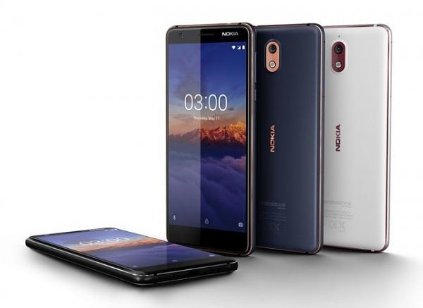 Klicken Sie auf die Grafik für eine größere Ansicht  Name:nokia 3.1 smartphone 2018.jpg Hits:4 Größe:106,0 KB ID:53280