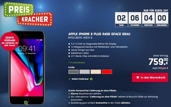 Klicken Sie auf die Grafik für eine größere Ansicht  Name:mobilcom-debitel-iphone-8-plus-aktion.jpg Hits:4 Größe:192,3 KB ID:53338