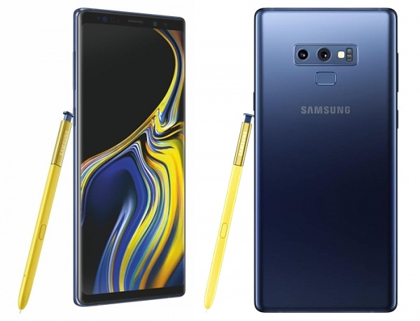 Klicken Sie auf die Grafik für eine größere Ansicht  Name:samsung-galaxy-note-9-smartphone.jpg Hits:47 Größe:130,8 KB ID:53873