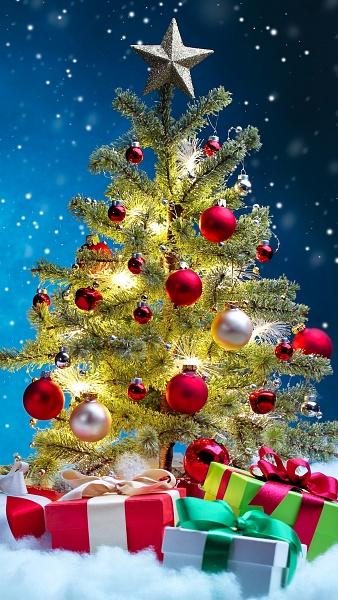 Klicken Sie auf die Grafik für eine größere Ansicht  Name:Handy Wallpaper Weihnachten 10.jpg Hits:197 Größe:502,5 KB ID:55444