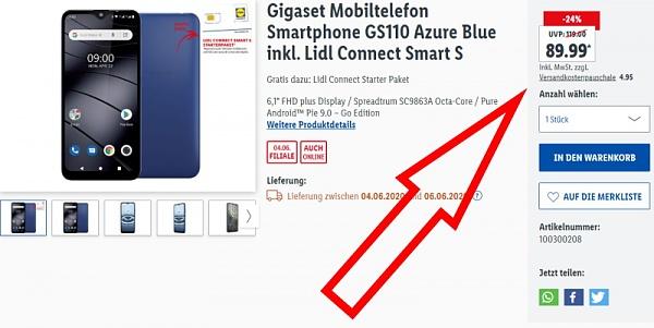Klicken Sie auf die Grafik für eine größere Ansicht  Name:smartphone-gigaset-gs110-lidl-angebot.jpg Hits:9 Größe:111,3 KB ID:55795