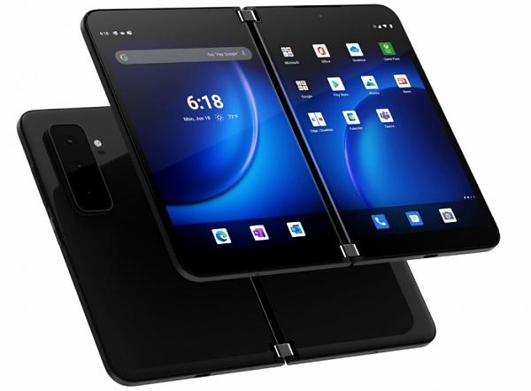 Klicken Sie auf die Grafik für eine größere Ansicht  Name:surface-duo-2-micosoft-smartphone.jpg Hits:12 Größe:136,5 KB ID:56432