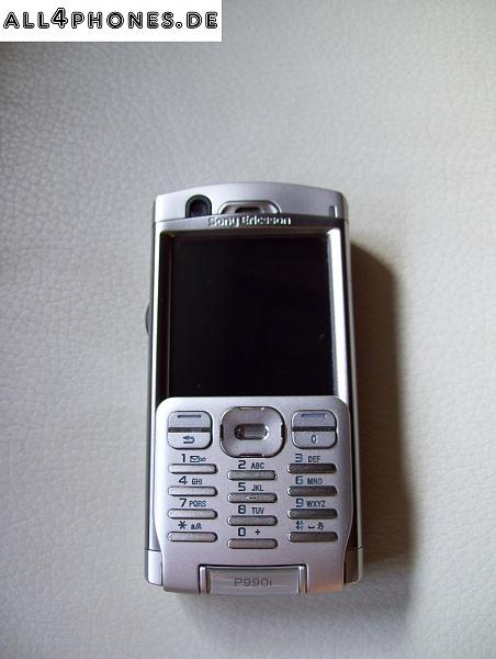 Klicken Sie auf die Grafik für eine größere Ansicht  Name:Sony Ericsson P990i Voderansicht.jpg Hits:348 Größe:546,6 KB ID:9306