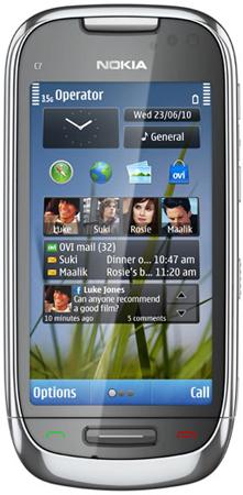Nokia C7: Verkauf des Symbian 3 Smartphones gestartet