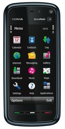 Nokia 5800: Neues Firmware-Update verfügbar