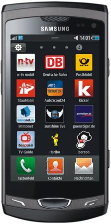 Samsung S8530 Wave II ab sofort erhältlich