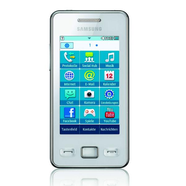 Samsung S5260 Star 2: S5230 Nachfolger kommt!