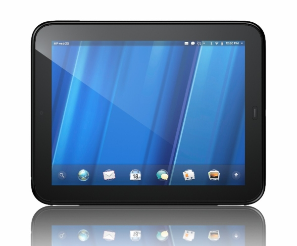 HP TouchPad mit webOS 3.0