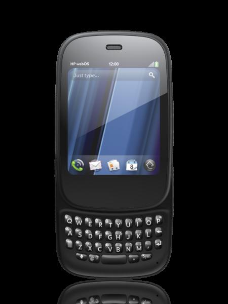 HP Veer: Mini Smartphone mit webOS 2.2