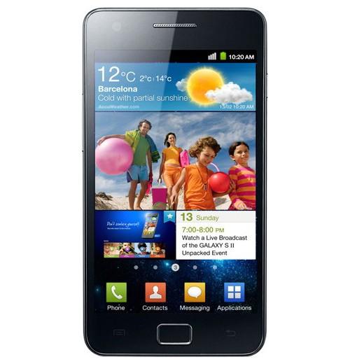 Samsung Galaxy S2: Erstes Bild aufgetaucht!