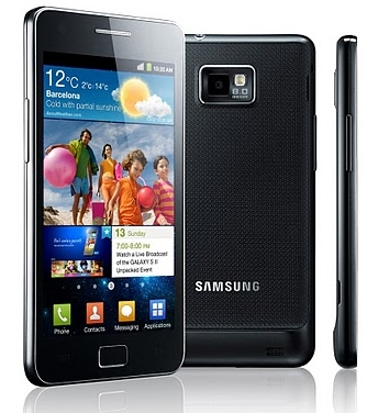 Samsung Galaxy SII GT-I9100: Offiziell vorgestellt!