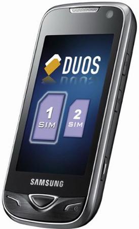 Samsung B7722 ab sofort im Handel erhältlich