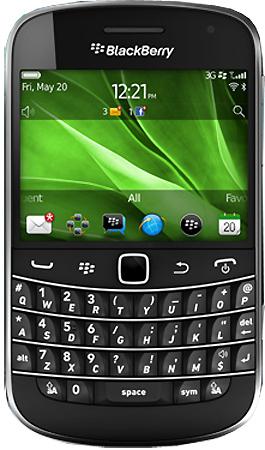 Blackberry Bold 9900 vorgestellt