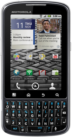 Motorola Droid Pro: Neues Business-Handy ab Juli 2011 bei Vodafone erh�ltlich