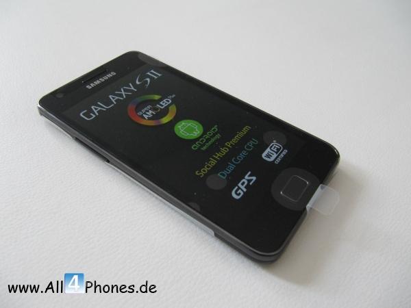 Galaxy S2 Plus: Neuer Samsung Galaxy S2 Nachfolger