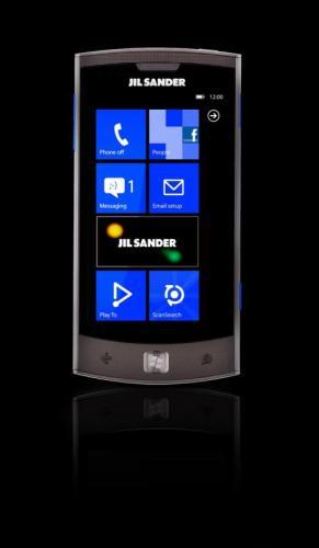 Jil Sander Mobile: Exclusiv Windows Phone demnächst erhältlich