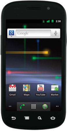 Google Galaxy Nexus offiziell vorgestellt