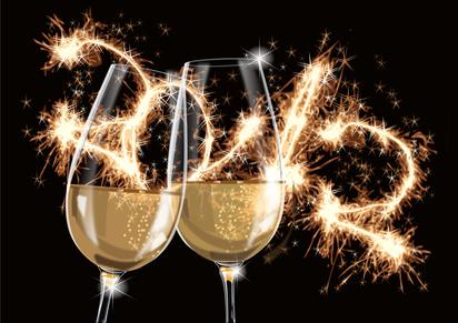Sylvester 2011 - Einen guten Rutsch ins neue Jahr 2012