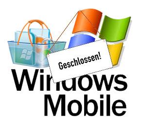 Microsoft schließt Marktplace für Windows Phone 6.x Modelle