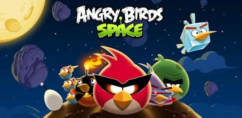 Angry Birds Space - Ab sofort für Android & iOS erhältlich